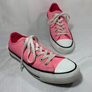 Converse Chuck Taylor All Star PINK Low Top